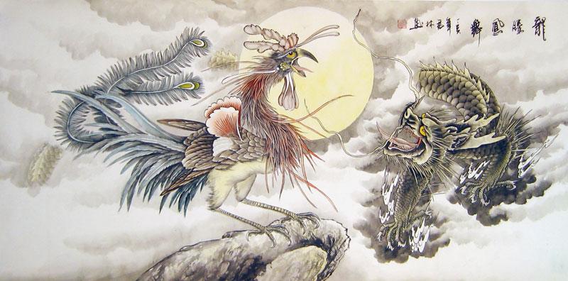 Year Nyc Dragons Chinese New