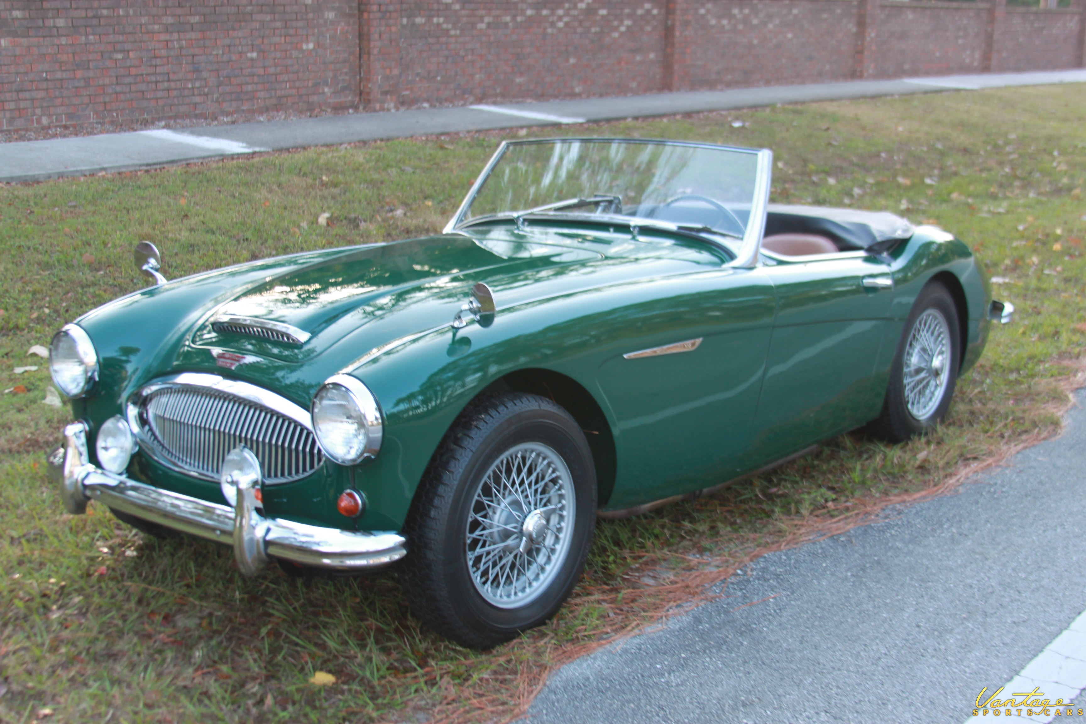 1961 Austin Healey 3000 Mk I  SOLD    Vantage Sports Cars   Vantage     1961 Austin Healey 3000 Mk I  SOLD