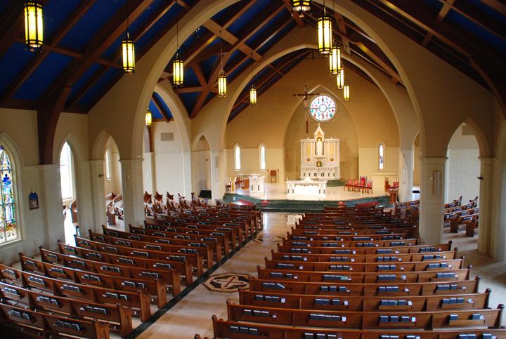 St Peter Chanel Catholic Church Van Winkle Construction