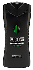 Axe Africa Douchegel 250ml