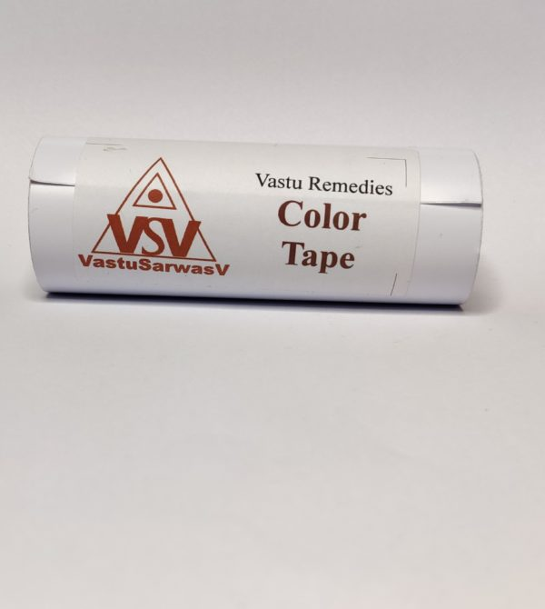 White Tape HugBelle - VastuSarwasv Colorful Tapes for Vastu
