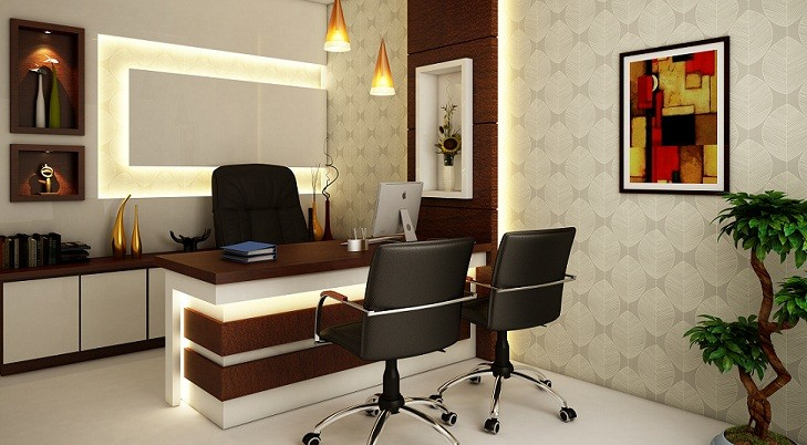 Marvellous Contemporary Home Office Room Interior Designs