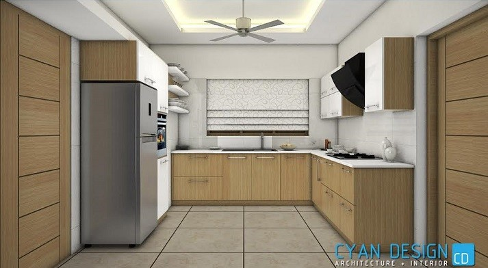 Square Kitchen Floor Plans