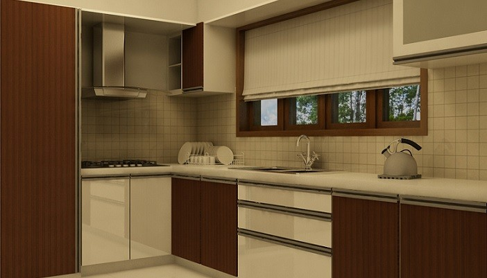 Kitchen Interior Design Kollam