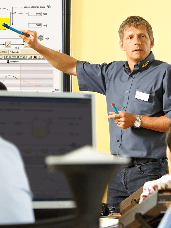 VEGA DTM and PACTware Software Training Courses | VEGA