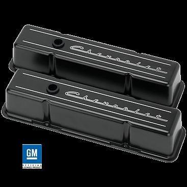 Billet Aluminum Small Block Chevy Tall Valve Cover 350 327