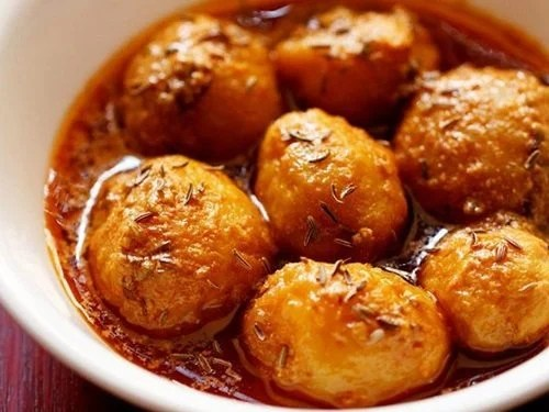 Kashmiri Dum Aloo Recipe How To Make Kashmiri Dum Aloo Recipe