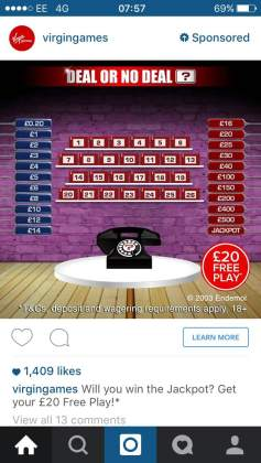 Great Instagram Ad Examples  Always Updating    Velocity Digital Blog IMG 1476