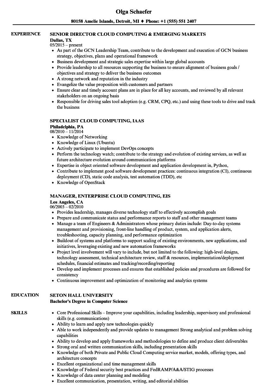 Fresh Sales Engineer Resume