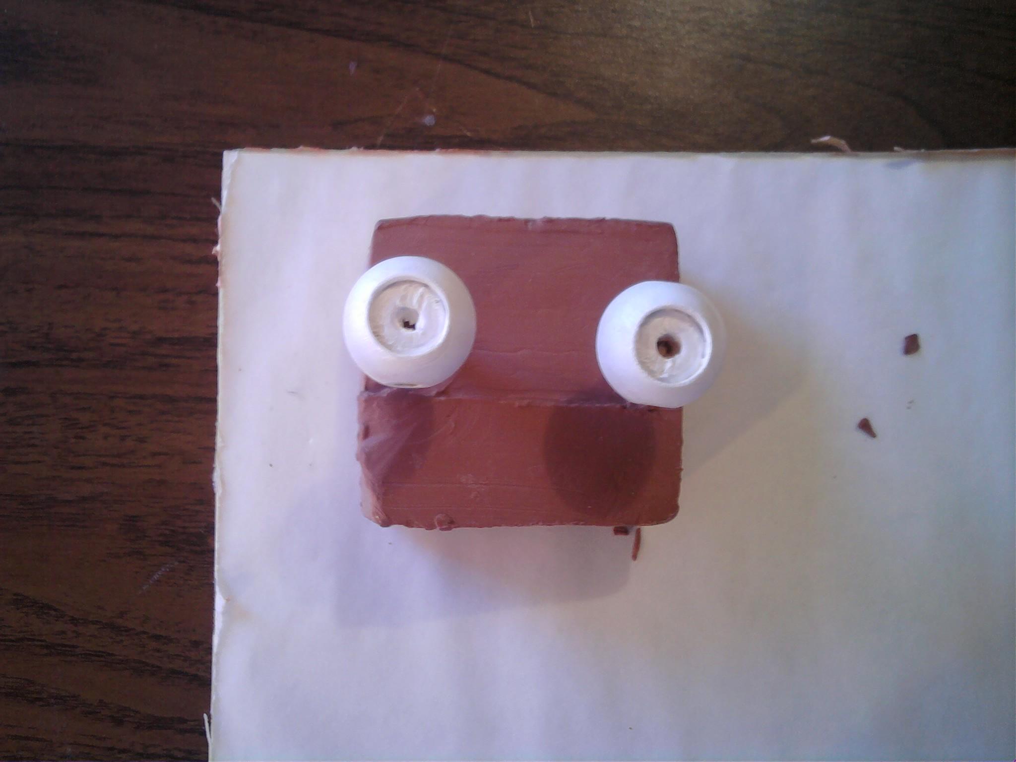 Ventriloquist Dummy Repair