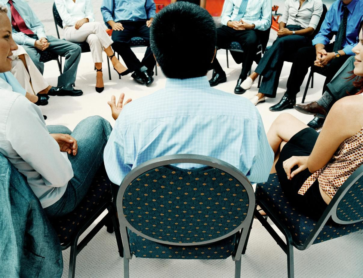 Narcotics Anonymous Meetings Can Help Drug Addictions