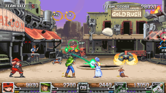 SNES Game Wild Guns Remaster Coming to Steam   VGChartz Wild Guns Reloaded launched last year for the PlayStation 4