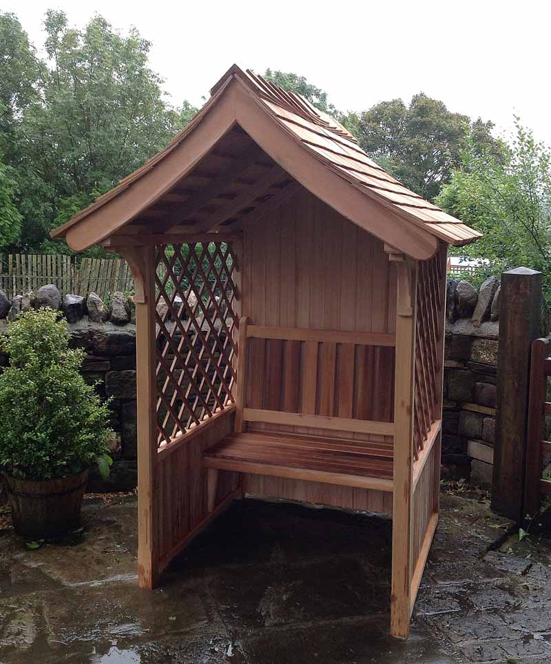 Luxury Garden Sheds