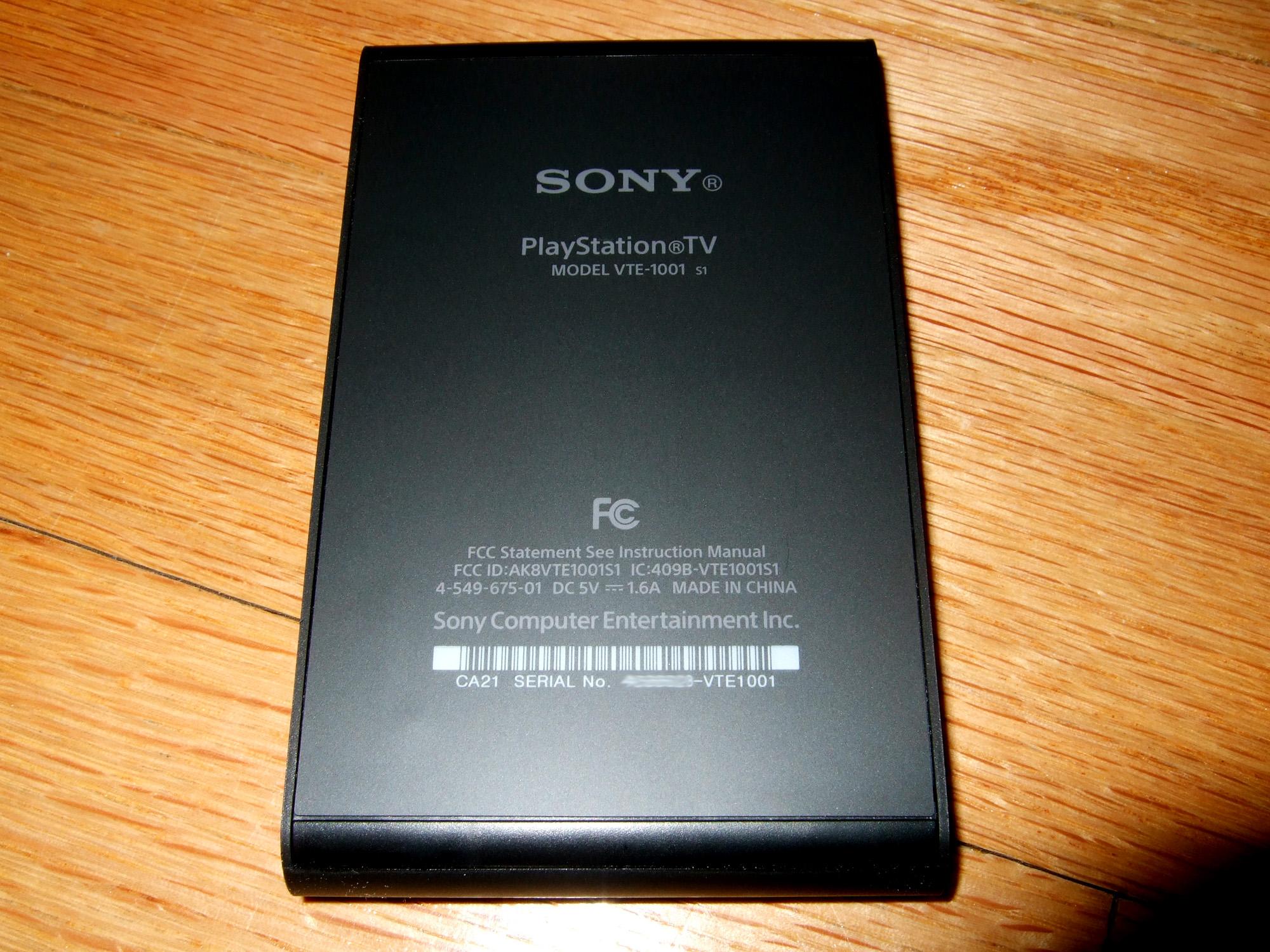 Playstation Vita Amp Playstation Tv Hardware Video Game