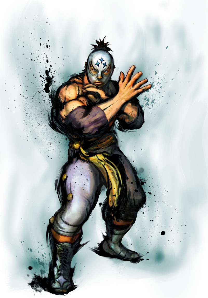 Official Street Fighter 4 character list | PlayStation ...