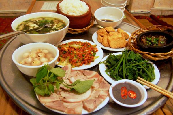 Fresh Food 46 Trung Hoa