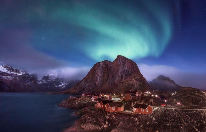 Northern Lights Color