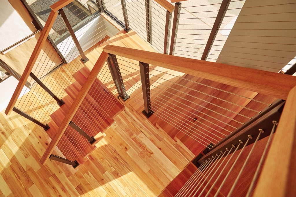 Which Wood Species Works Best On Floating Stairs | Best Wood For Stair Stringers | Primer | Stair Railing | Deck | Porch | Deck Stairs