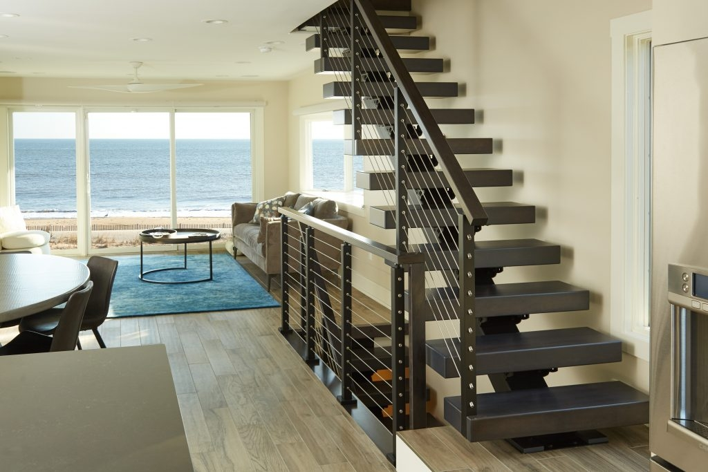 Types Of Stairs Modern Straight L Shaped U Shaped More | Types Of Wooden Stairs | Rustic Wooden | Storage | Separated | Staircase | Vertical Wood