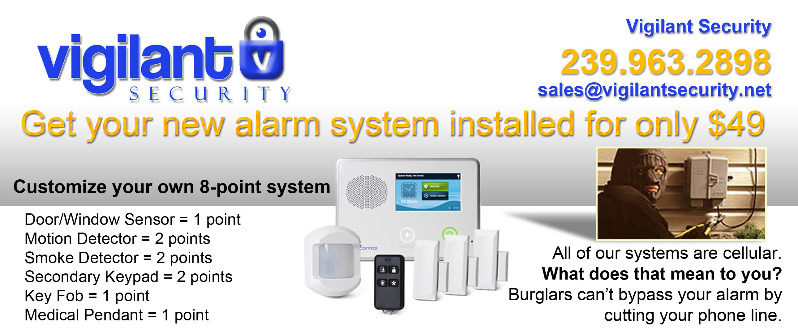 Wireless Alarm System Hack
