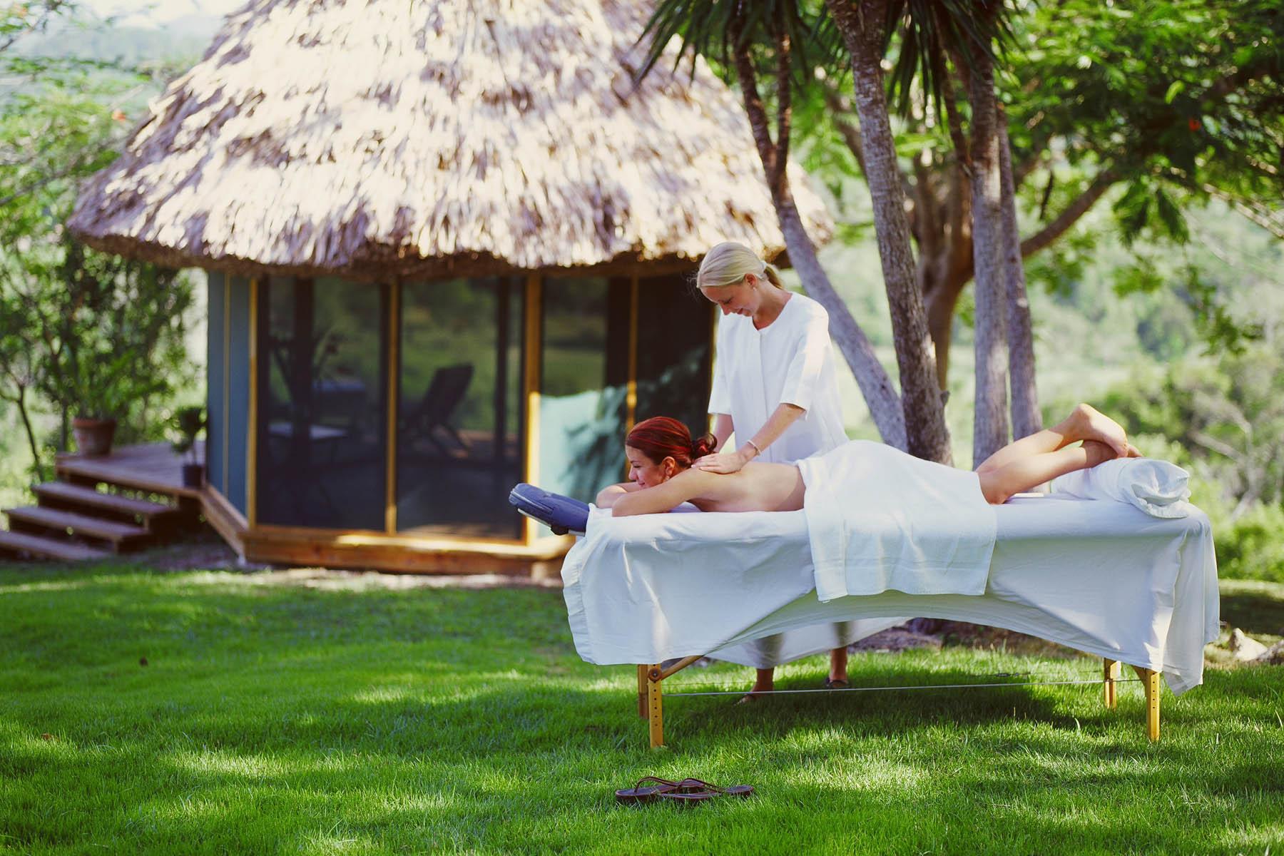 Playa Flamingo Costa Rica Spa Treatments Massage Therapy