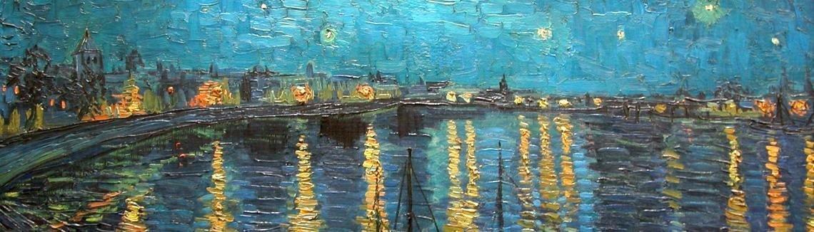 Hd Van Night Vincent Gogh Starry