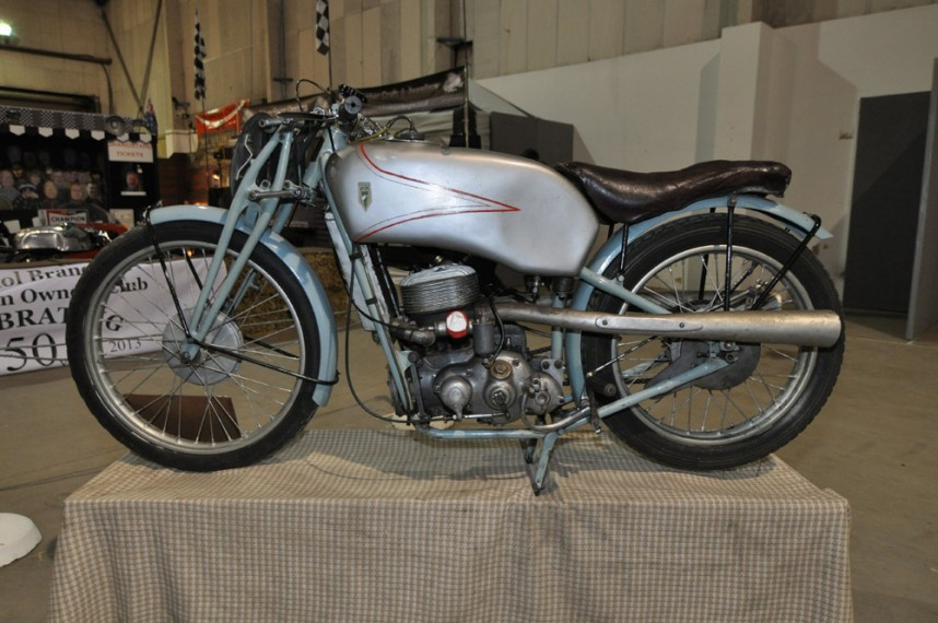 1936 Dkw 250cc Racer Classic Motorcycle Pictures