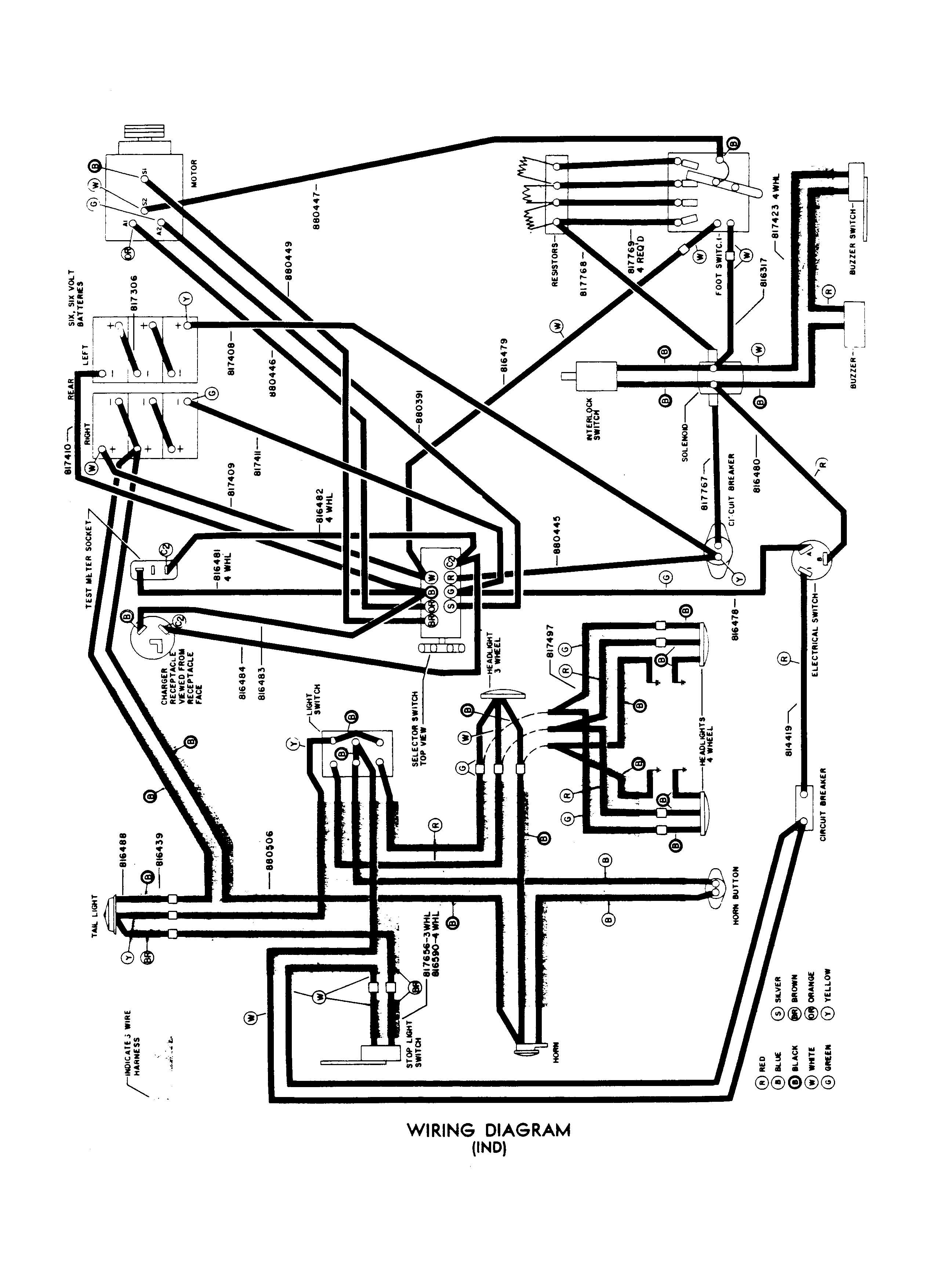1972 Triumph Tr6 Wiring Diagram
