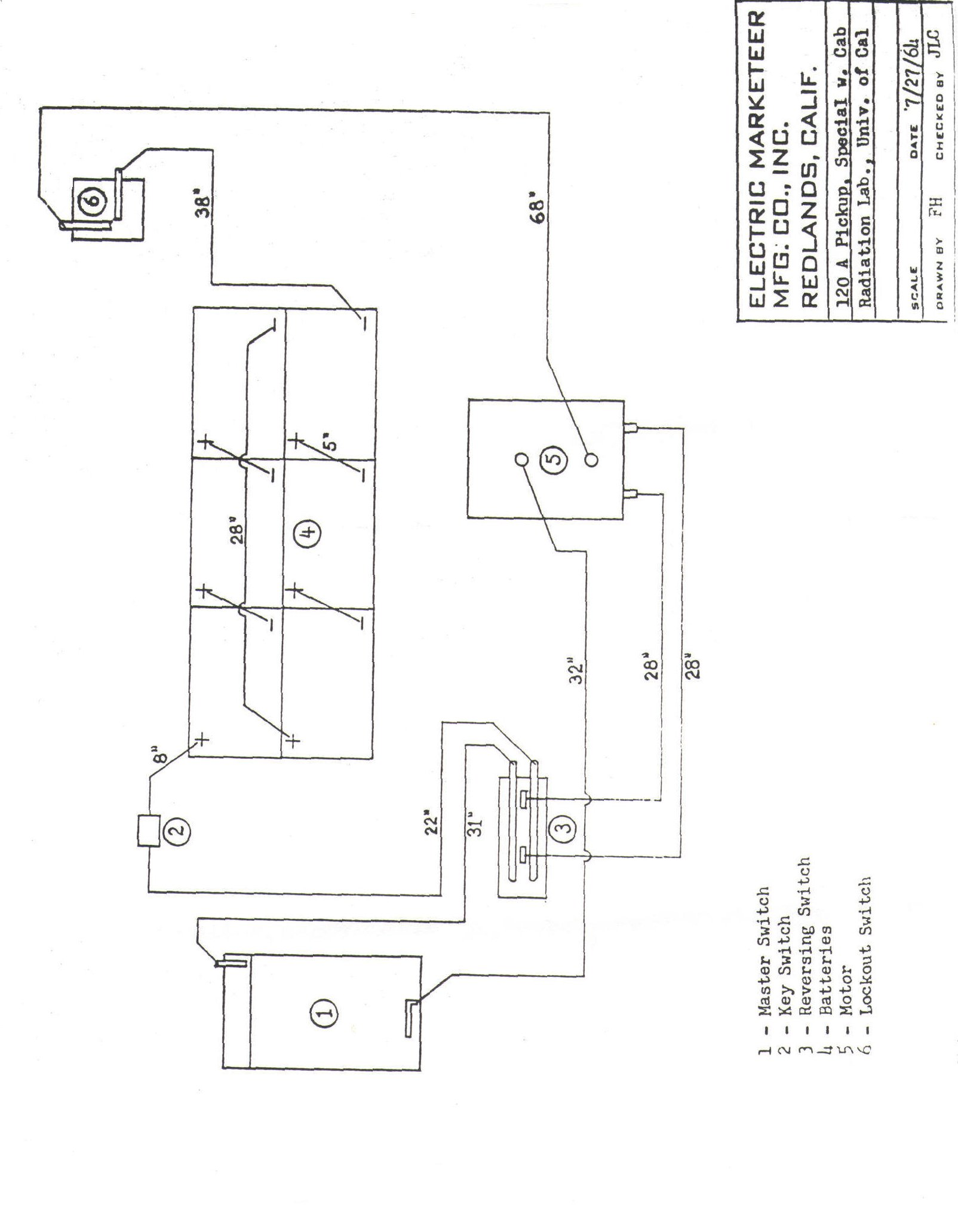 Marketeer Golf Cart Wiring Diagram Electrical Diagrams Zone Electric 48