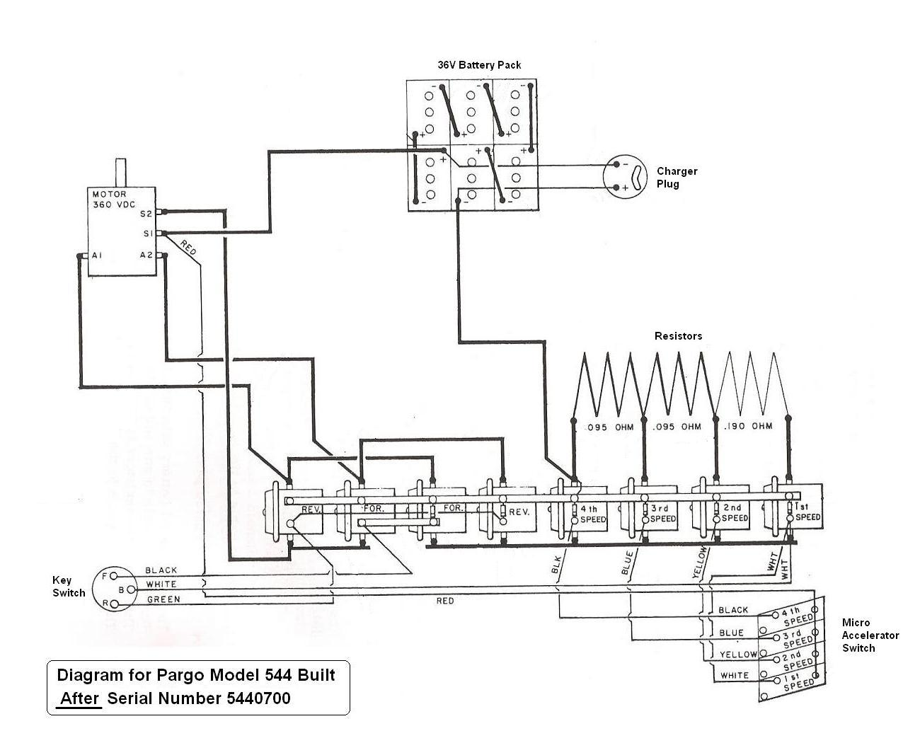 WRG-9159] Melex Solenoid Wiring Diagram Model 212 on
