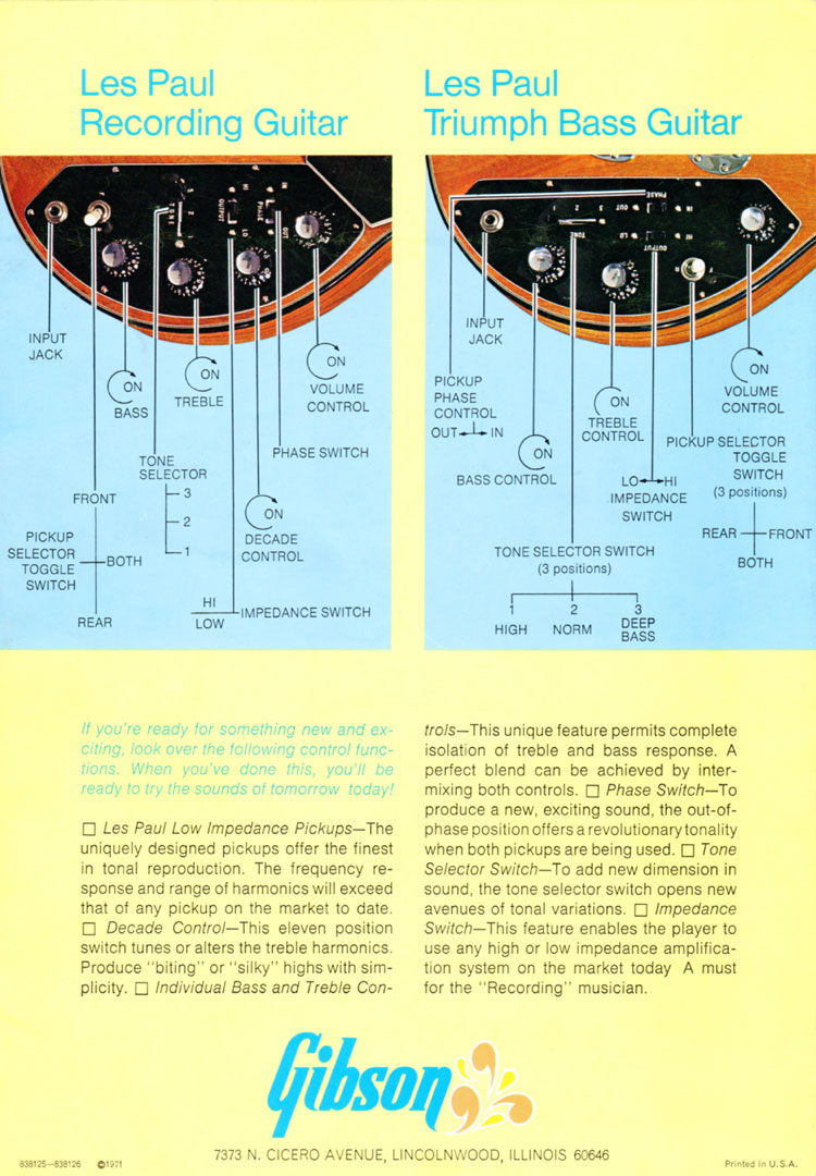 Funky Gibson Lp Phase Wiring Diagram Photo - Electrical System Block ...