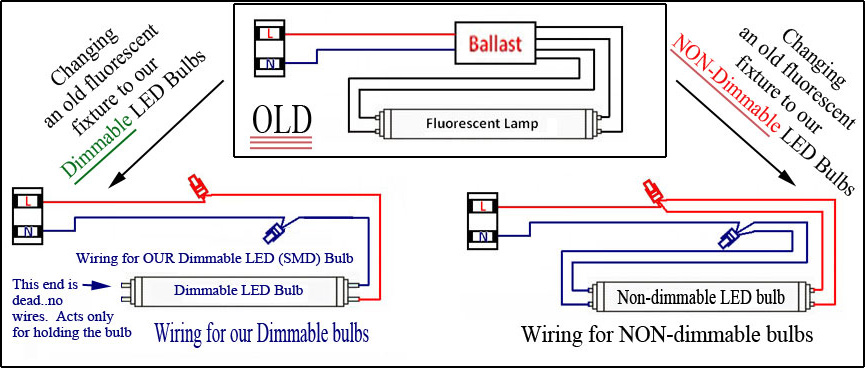 Starter Light Fluorescent Bulb