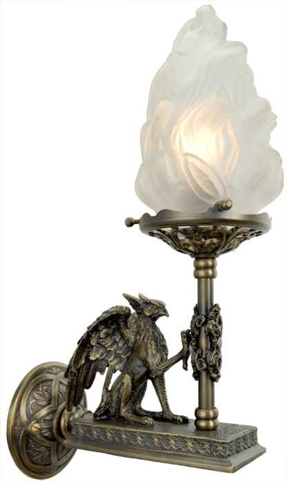 Vintage Hardware Amp Lighting Victorian Gothic Figural