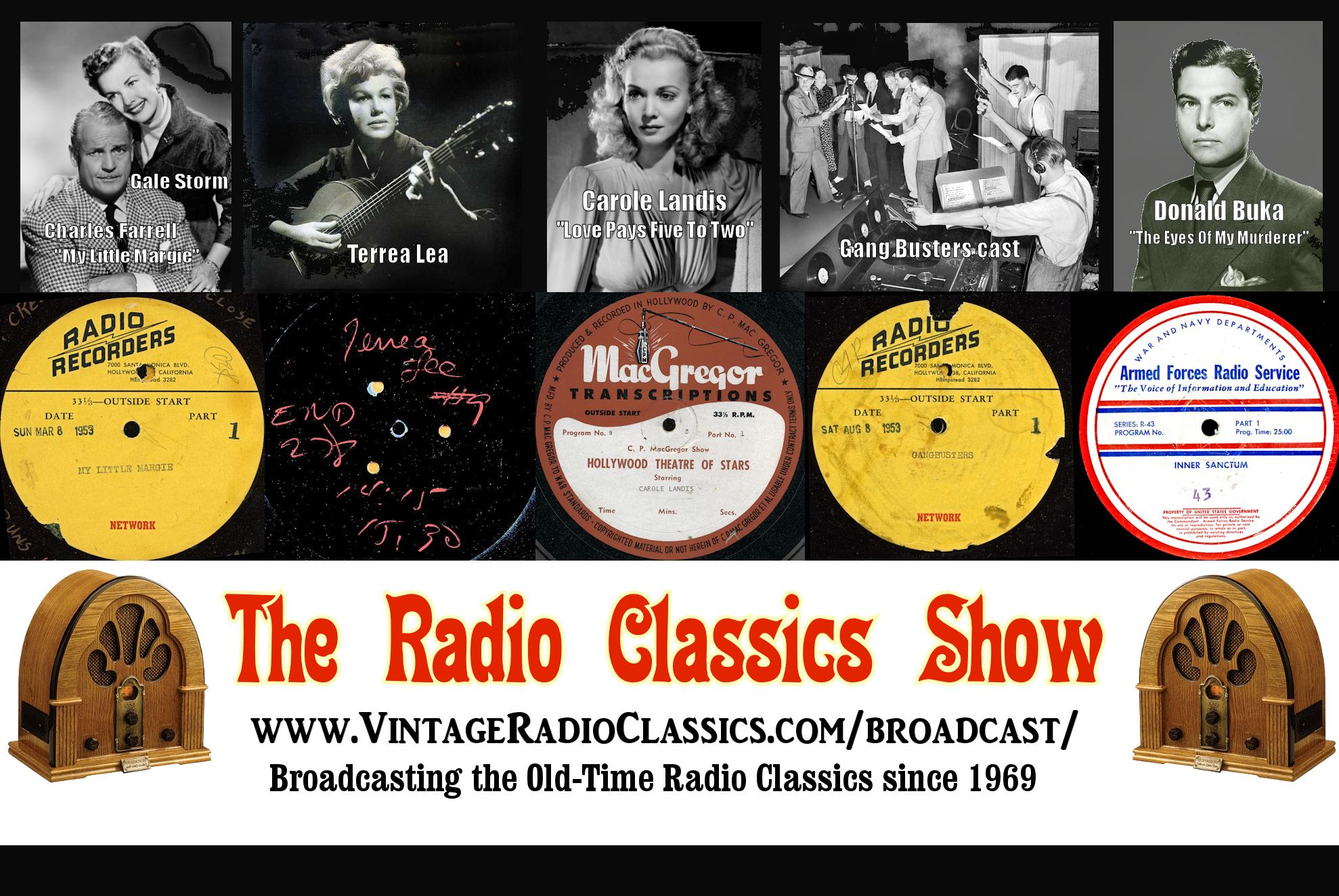 Free Old Time Radio Classics