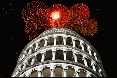 iL Capodanno   New Year s in Italy 2010   Vintage Travel Blog Food  naturally  plays a leading role in Italian New Year s Eve
