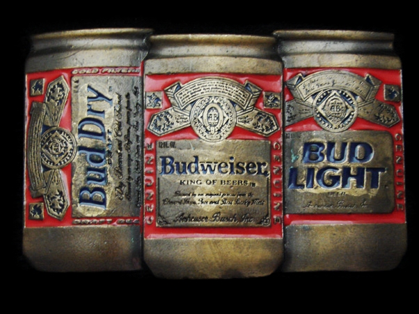 Old Bud Light Cans