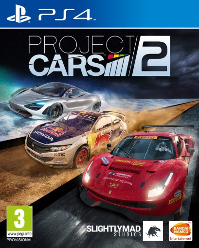 Project CARS 2   Games   PS4   Gaming   Virgin Megastore Project CARS 2