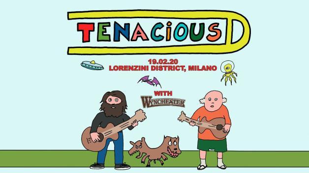 Tenacious D: UFFICIALE in concerto a Milano il 19 febbraio ...
