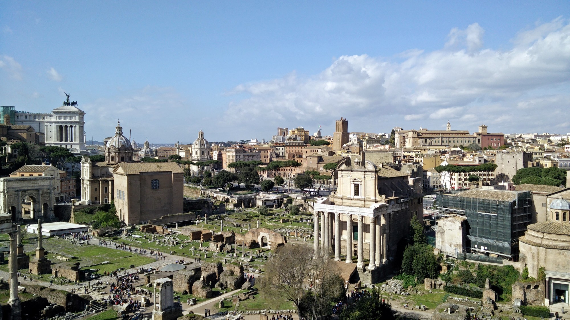 Roman Forum & Palatine Hill : Ancient Rome | Visions of Travel