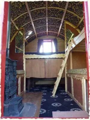 Cfk Gypsy Caravans At Ambleside Visit Cumbria