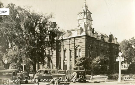 History of Alachua County Court Houses - Visit Gainesville ...