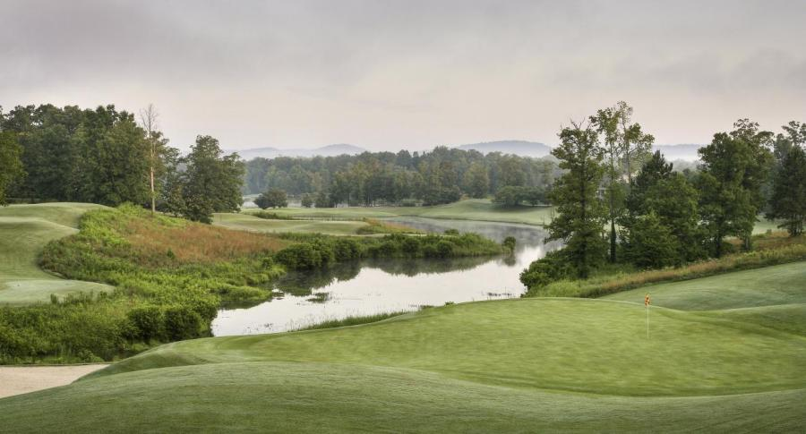 Alabama  Following the Robert Trent Jones Golf Trail Alabama