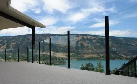 Frameless Glass Railing Vista Railing Systems