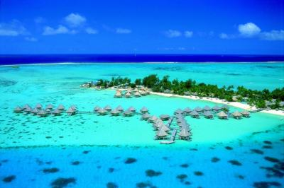 InterContinental Bora Bora Le Moana Resort, French ...