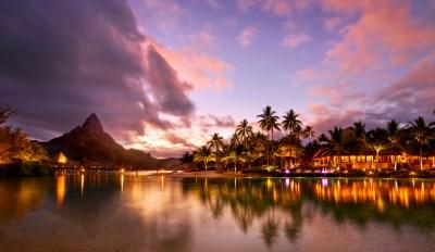 InterContinental Bora Bora Resort & Thalasso Spa, French ...
