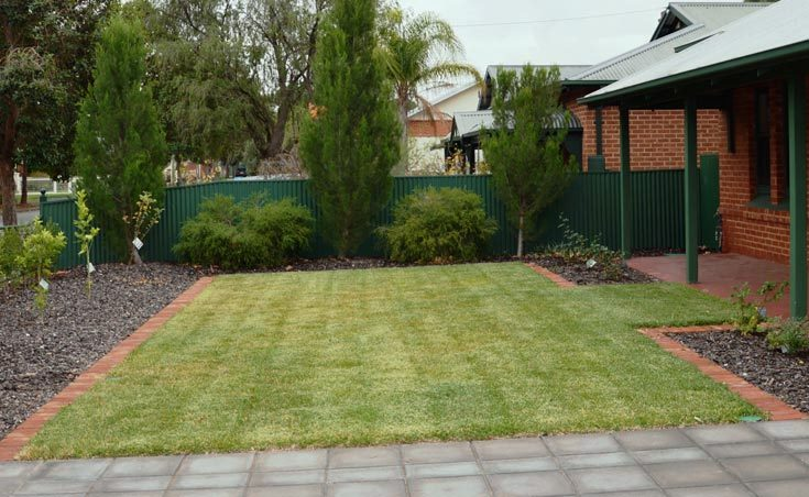 Ideas Front Landscaping Lawn