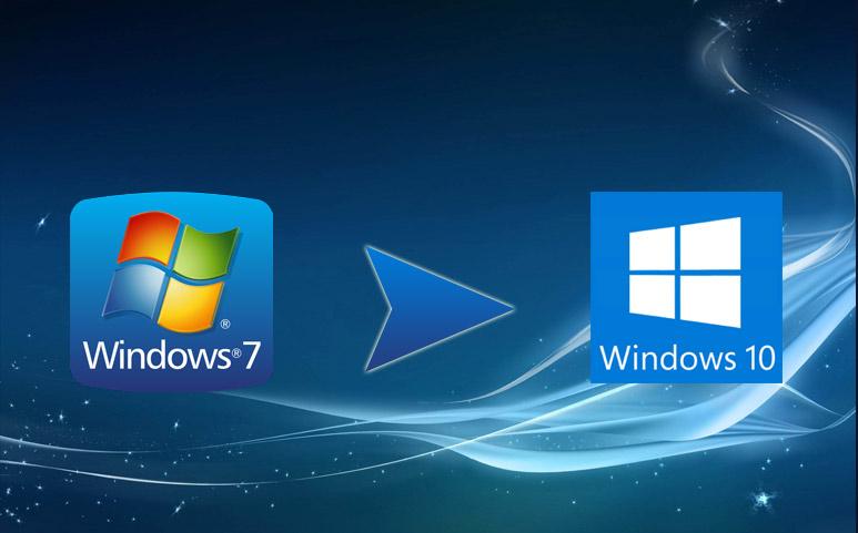 Upgrade Windows 7 Auf Windows 10