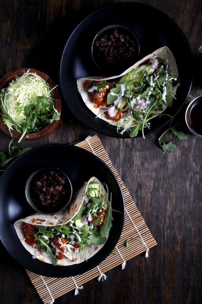 22 Vegan Recipes to Enhance with Gochujang Koreatwon Tacos