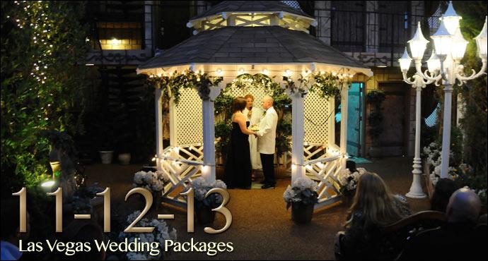 Las Vegas Church Wedding Packages