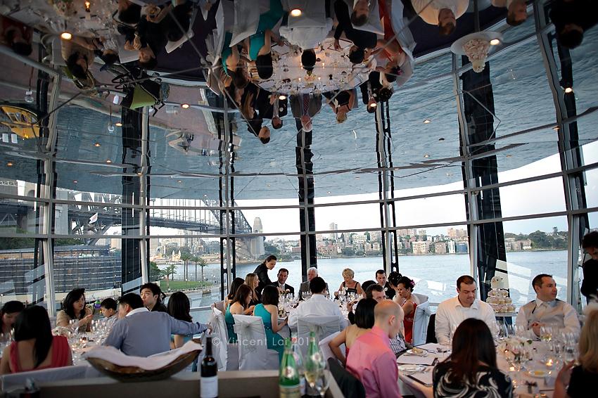 Chinese Garden Wedding Quay Restaurant Upper Tower Wedding Dinner Vincent Lai Photography